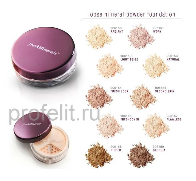 Fresh-minerals косметика