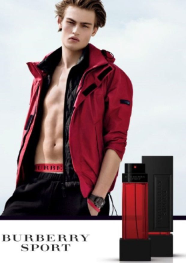 Burberry Sport Man — BURBERRY