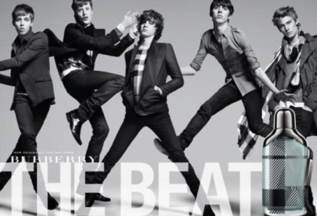 Burberry The Beat for Men — BURBERRY