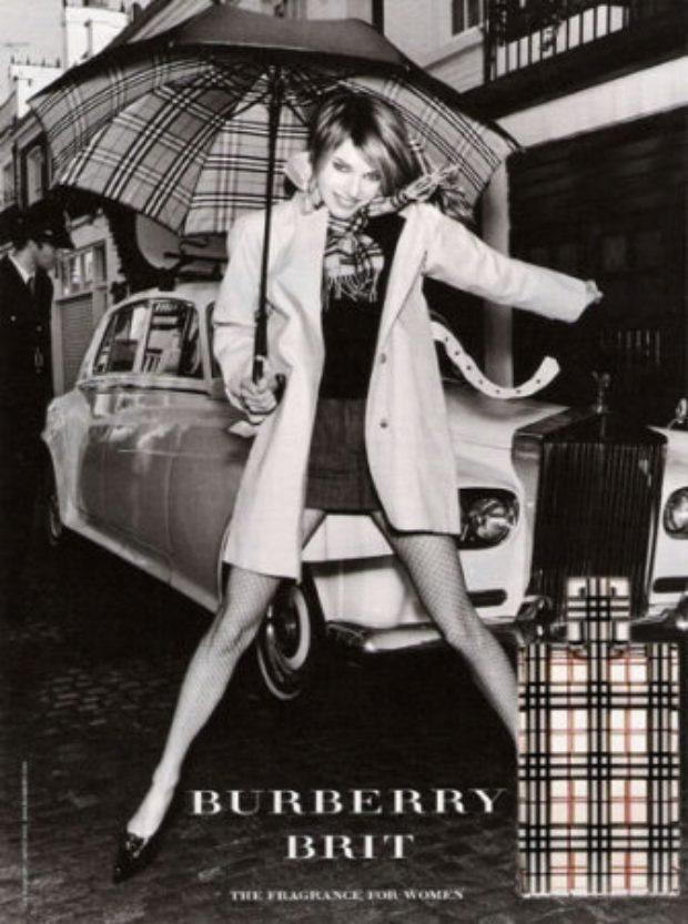 Burberry Brit For Women — BURBERRY