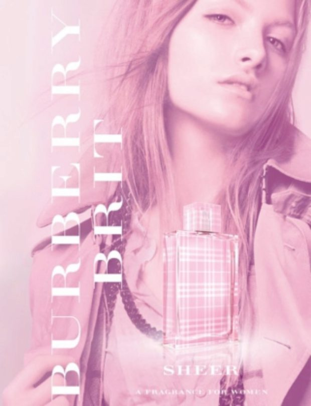 Burberry Brit Sheer — BURBERRY