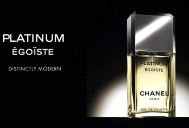 Chanel Egoiste Platinum — CHANEL