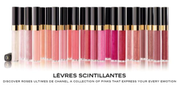 Блеск для губ Levres Scintillantes Gloss — CHANEL