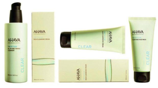Очищающие средства для лица TIME TO CLEAR — AHAVA