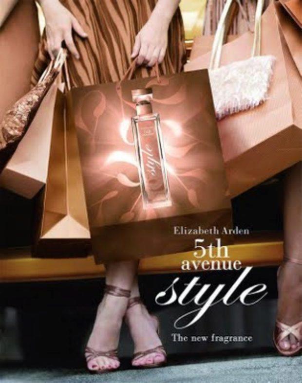 Elizabeth Arden 5th Avenue Style — ELIZABETH ARDEN