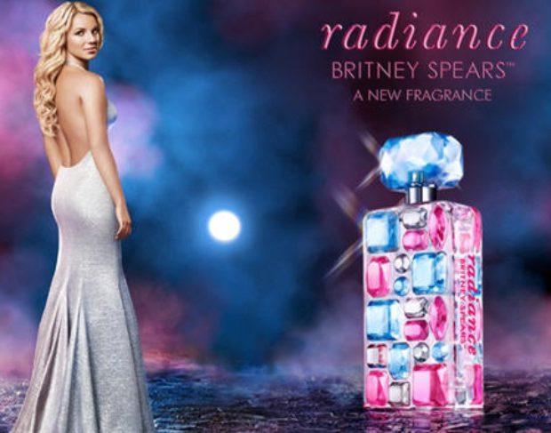 Britney Spears Radiance — ELIZABETH ARDEN