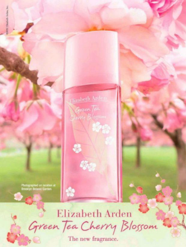 Elizabeth Arden Green Tea Cherry Blossom — ELIZABETH ARDEN