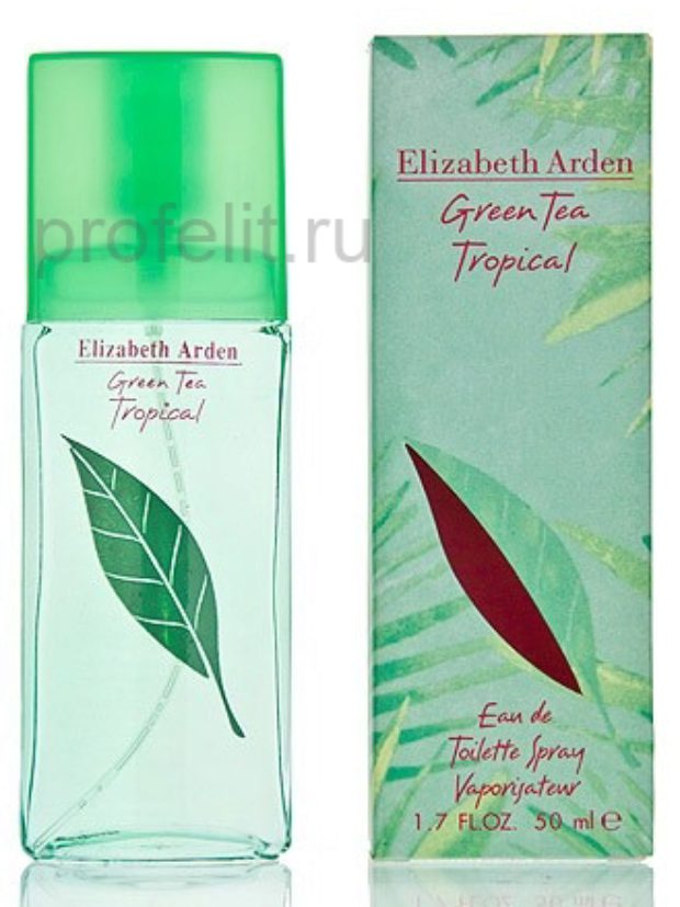 Elizabeth Arden Green Tea Tropical — ELIZABETH ARDEN