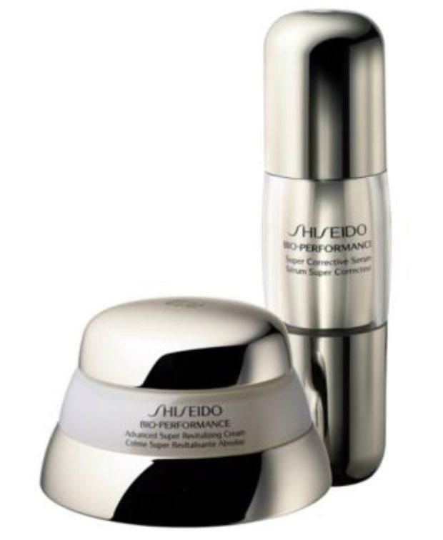 Линия для борьбы с признаками старения кожи лица на основе био-технологий Bio-Performance — SHISEIDO