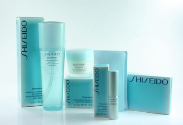 Линия средств для жирной и проблемной кожи лица Shiseido Pureness — SHISEIDO