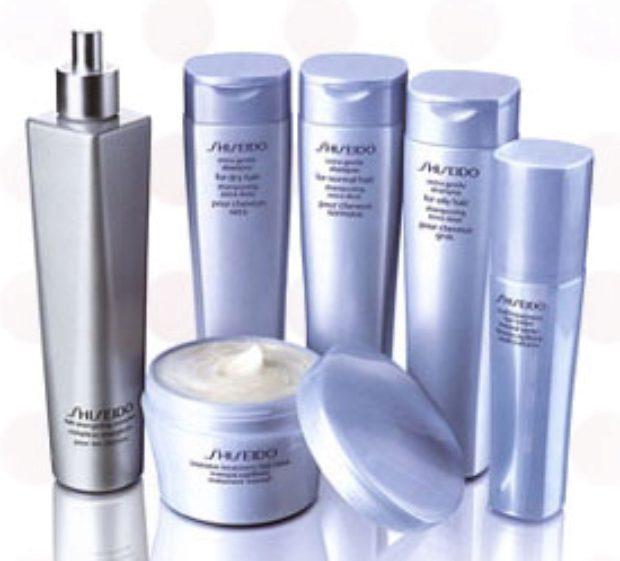 Классическая линия для здоровья волос Shiseido Hair — SHISEIDO