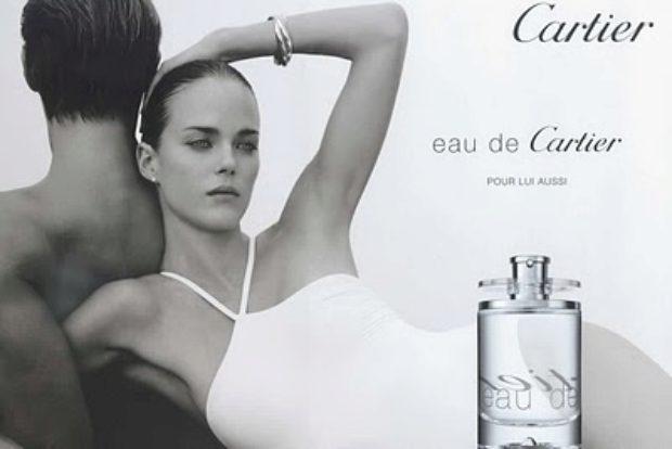 Cartier Eau de Cartier — CARTIER