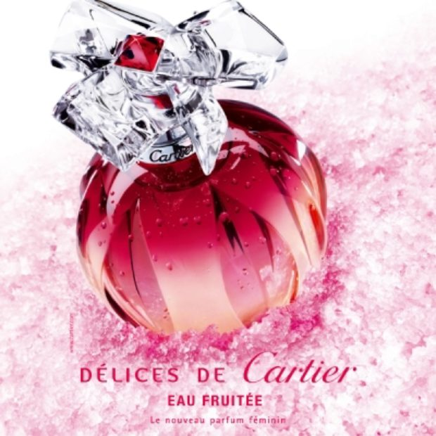 Cartier Delices de Cartier Eau Fruitee — CARTIER