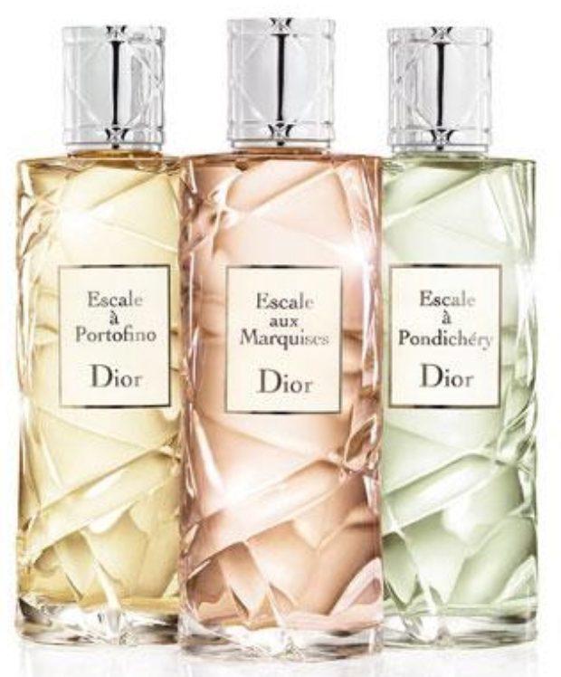 Christian Dior Escale Aux Marquises — CHRISTIAN DIOR