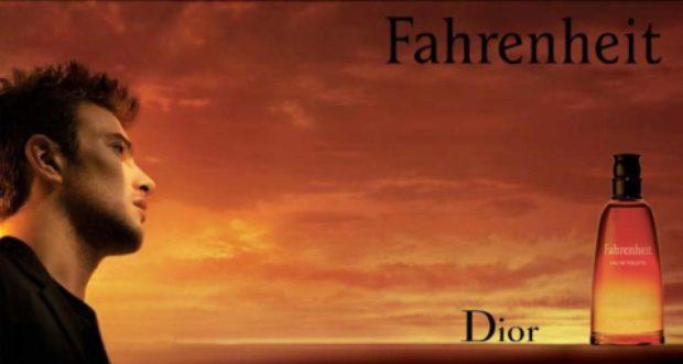 Christian Dior Fahrenheit — CHRISTIAN DIOR
