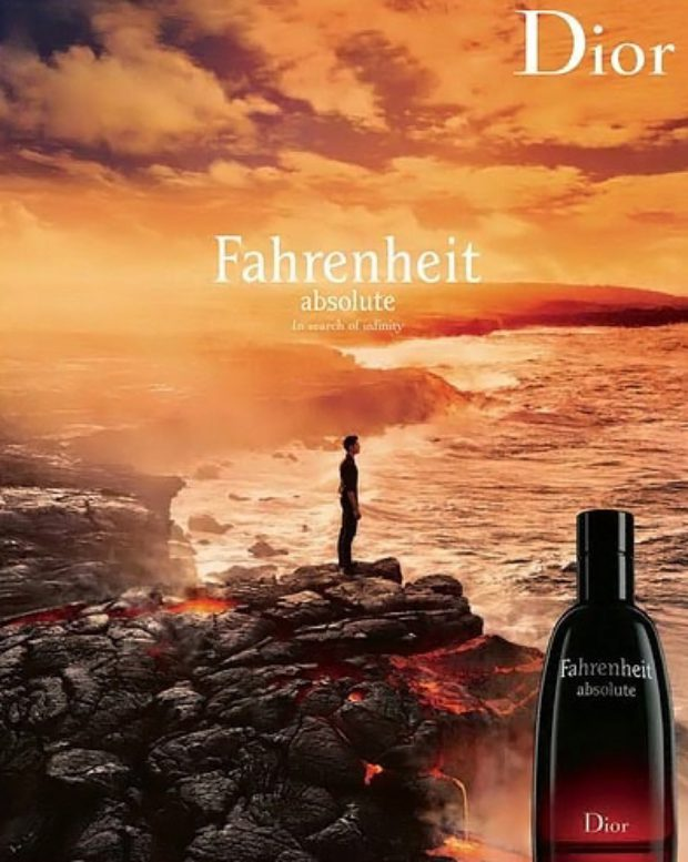 Christian Dior Fahrenheit Absolute Intense — CHRISTIAN DIOR