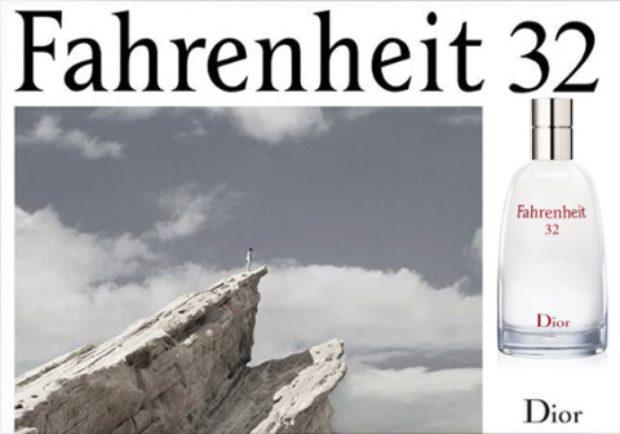 Christian Dior Fahrenheit 32 — CHRISTIAN DIOR