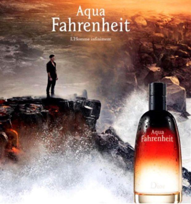 Christian Dior Aqua Fahrenheit — CHRISTIAN DIOR