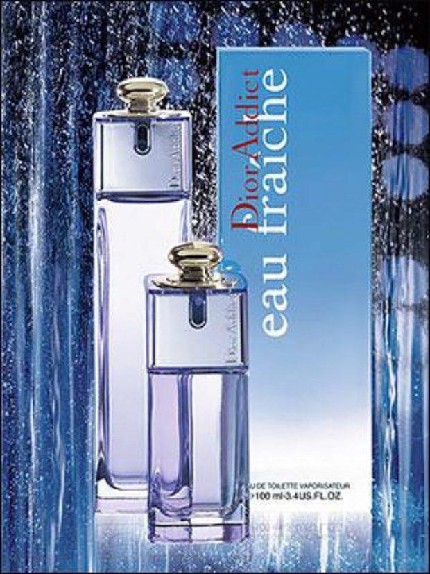 Christian Dior Addict Eau Fraiche — CHRISTIAN DIOR