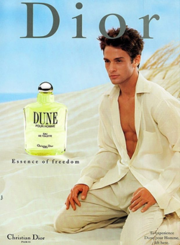 Christian Dior Dune pour Homme — CHRISTIAN DIOR