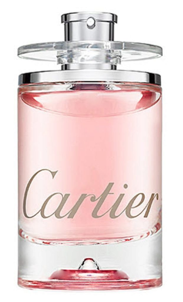 Cartier Eau de Cartier Goutte de Rose — CARTIER