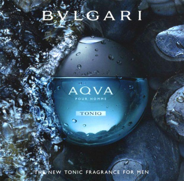 Bvlgari Aqua Marine Toniq — BVLGARI