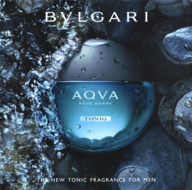 Bvlgari Aqua Toniq — BVLGARI