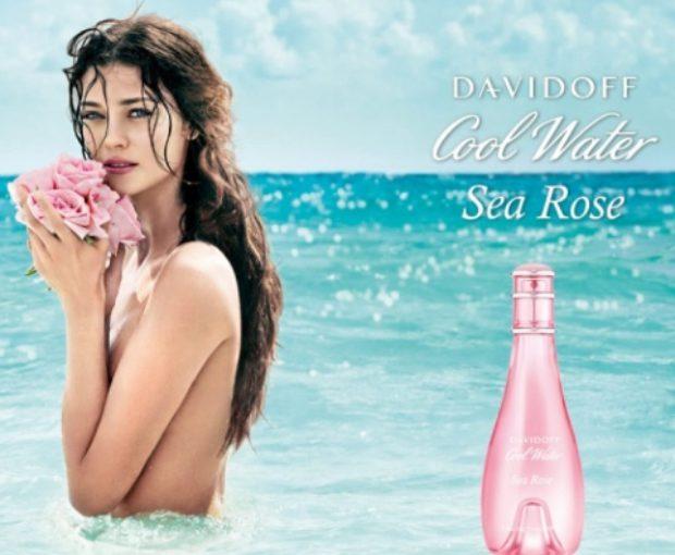 Davidoff Cool Water Sea Rose — DAVIDOFF