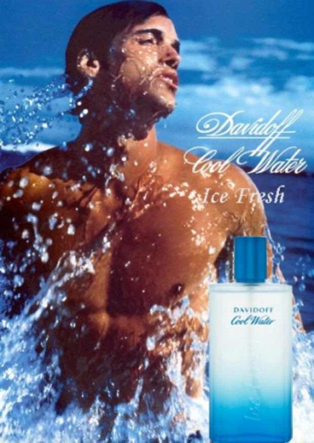 Davidoff Cool Water Men Ice Fresh — DAVIDOFF