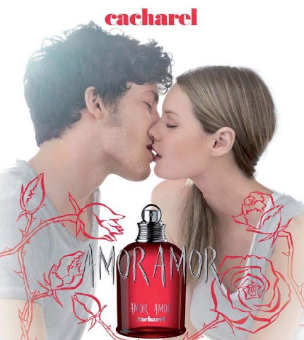 Cacharel Amor Amor — CACHAREL