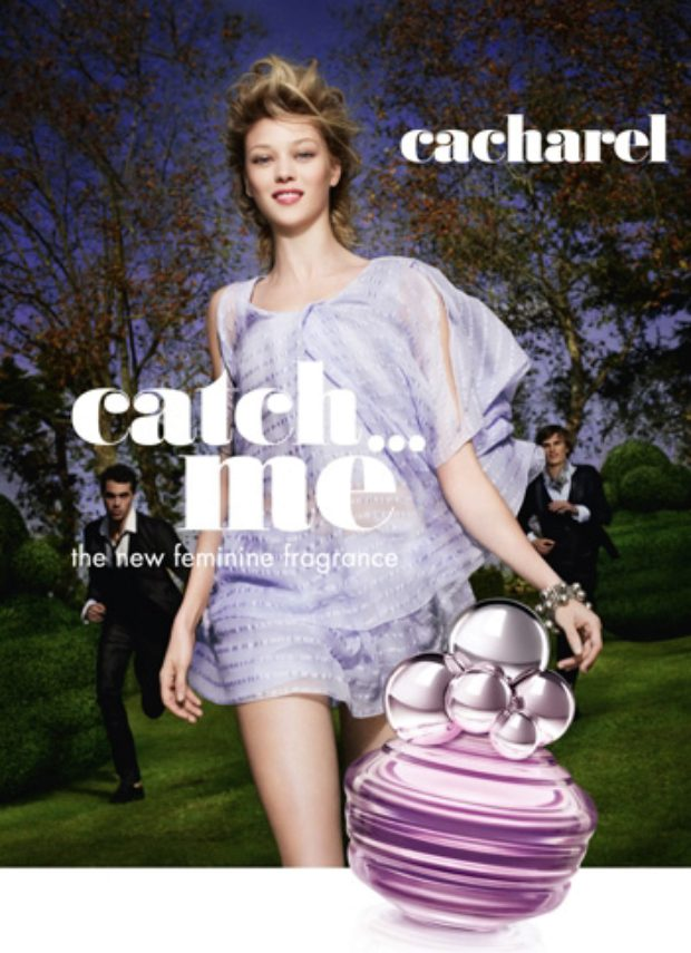 Cacharel Catch Me — CACHAREL