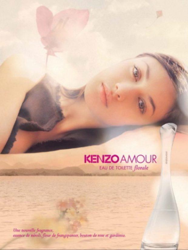 Kenzo Amour Florale — KENZO