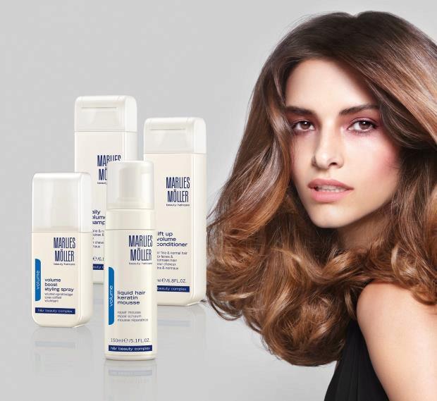 Линия средств для придания объема волосам Volume — MARLIES MOLLER