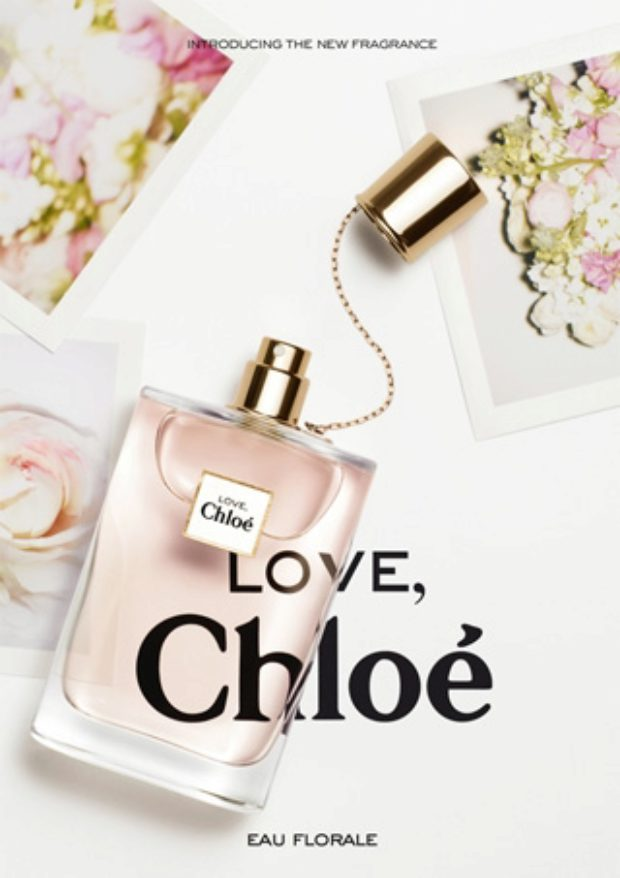 Chloe Love Eau Florale — CHLOE