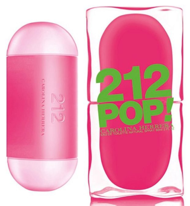 Carolina Herrera 212 Pop! Woman — CAROLINA HERRERA