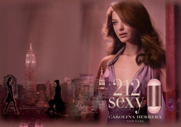 Carolina Herrera 212 Sexy Woman — CAROLINA HERRERA