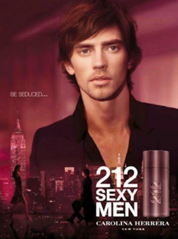 Carolina Herrera 212 Sexy Men — CAROLINA HERRERA