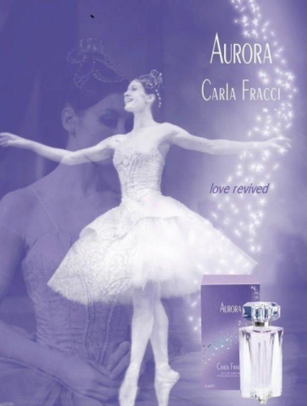 Carla Fracci Aurora — CARLA FRACCI