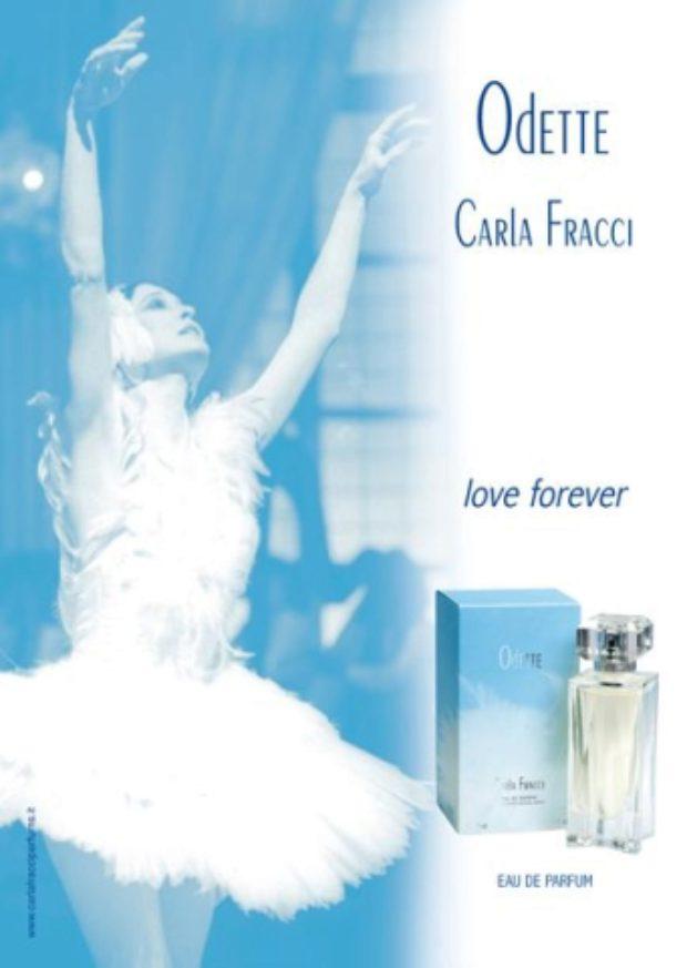 Carla Fracci Odette — CARLA FRACCI