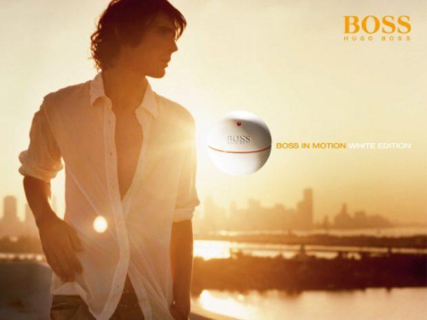 Hugo Boss Boss In Motion White Edition — HUGO BOSS