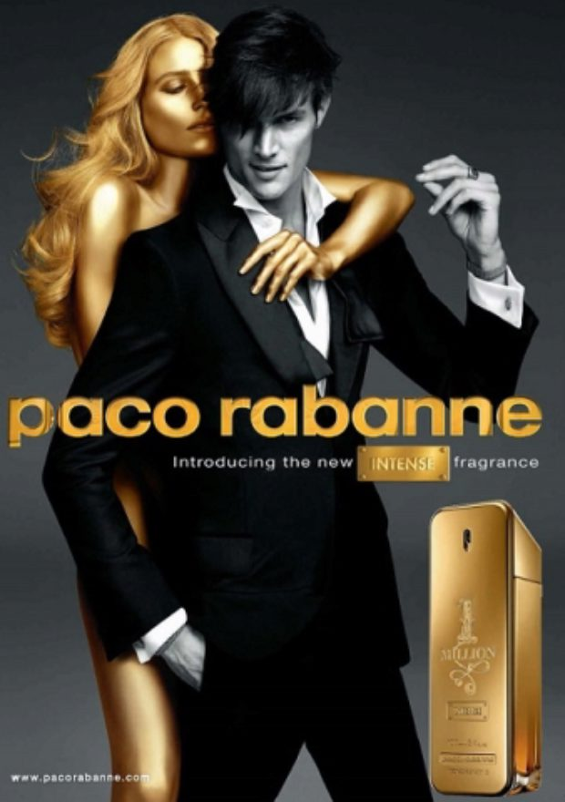 Paco Rabanne 1 Million Intense — PACO RABANNE