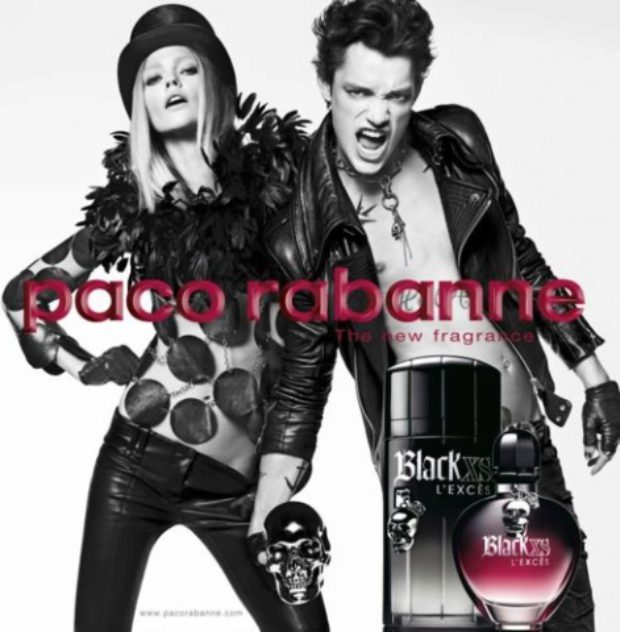 Paco Rabanne Black XS L`Exces for Him — PACO RABANNE