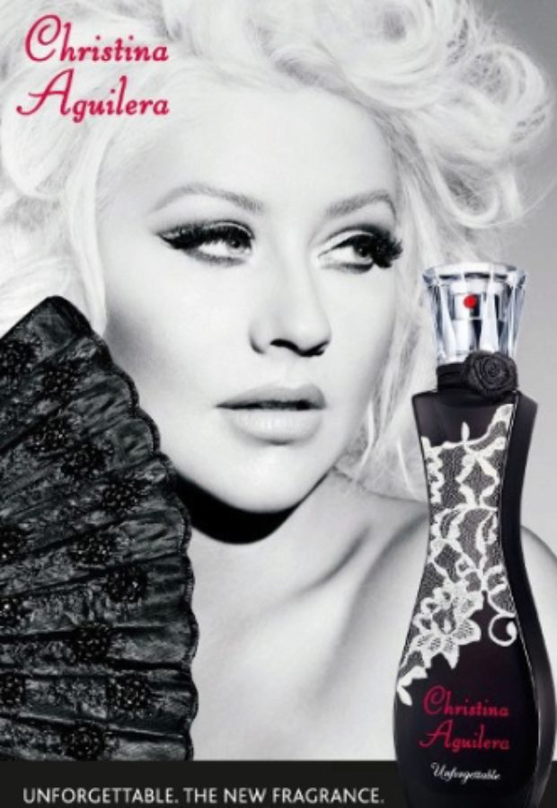 Christina Aguilera Unforgettable — CHRISTINA AGUILERA