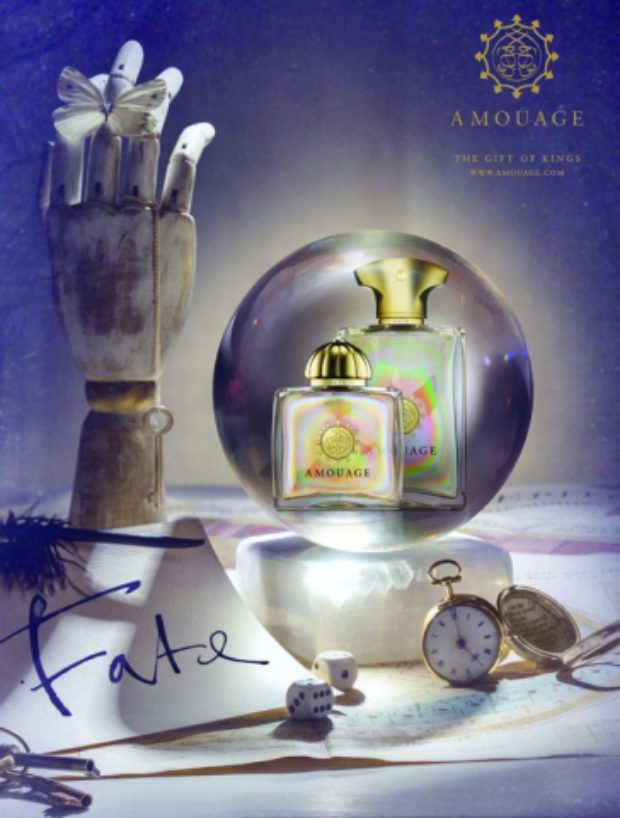 Amouage Fate For Man — AMOUAGE