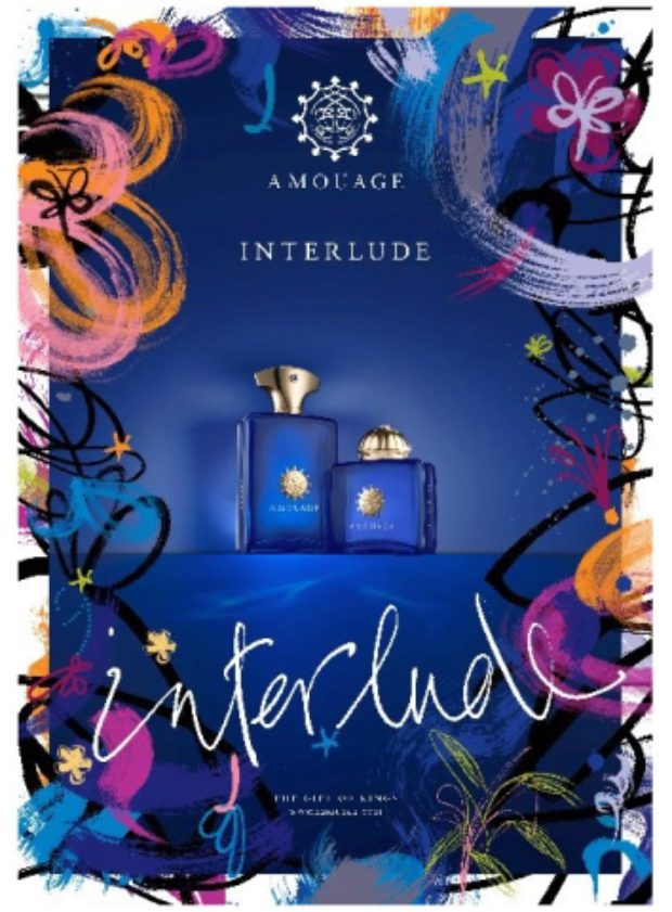 Amouage Interlude Man — AMOUAGE