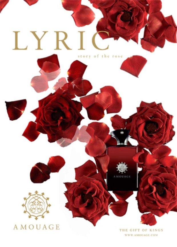 Amouage Lyric Man — AMOUAGE