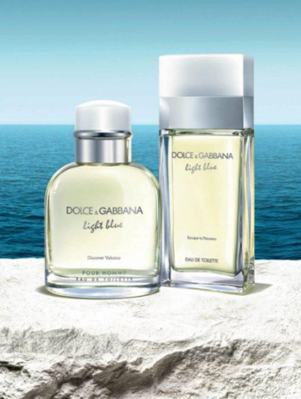 Dolce&Gabbana Light Blue Escape To Panarea — DOLCE&GABBANA