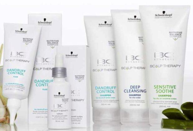 Линия ухода за кожей головы Bonacure Scalp Therapy — SCHWARZKOPF PROFESSIONAL