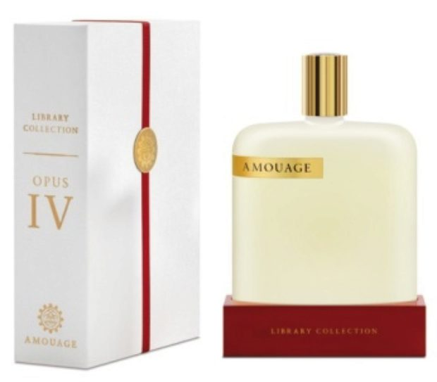 Amouage The Library Collection Opus IV — AMOUAGE