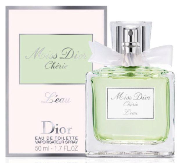 Christian Dior Miss Dior Cherie L'eau — CHRISTIAN DIOR